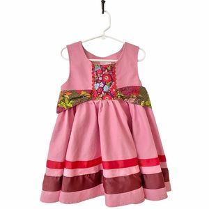 Matilda Jane paint by numbers dress